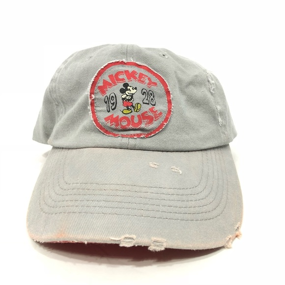 dc0390e6 Disney Accessories | Mickey Mouse Baseball Cap | Poshmark